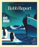 Robb Report | 12/2020 Cover
