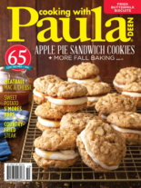 Cooking With Paula Deen October 01, 2021 Issue Cover