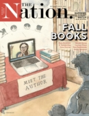 The Nation October 18, 2021 Issue Cover