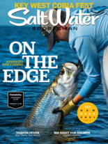 Salt Water Sportsman | 3/1/2021 Cover