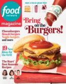 Food Network July 01, 2021 Issue Cover