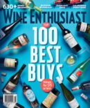 Wine Enthusiast November 01, 2021 Issue Cover