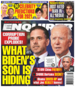 National Enquirer | 1/2021 Cover