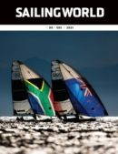 Sailing World September 01, 2021 Issue Cover