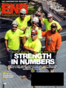 Engineering News Record August 02, 2021 Issue Cover