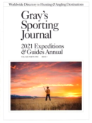 Gray's Sporting Journal | 12/2020 Cover
