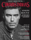 Cowboys & Indians October 01, 2021 Issue Cover