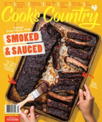 Cook's Country July 01, 2021 Issue Cover