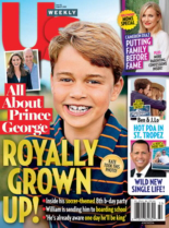 Us Weekly August 09, 2021 Issue Cover