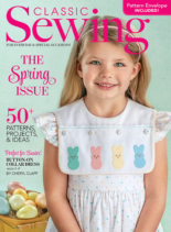 Classic Sewing March 01, 2020 Issue Cover