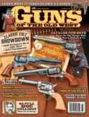 Guns Of The Old West | 1/1/2021 Cover
