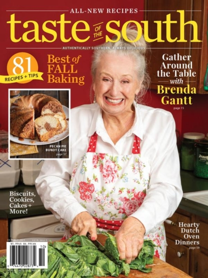 Taste of the South October 01, 2021 Issue Cover