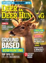 Deer & Deer Hunting   6/1/2020 Cover