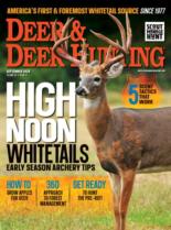 Deer & Deer Hunting | 9/2020 Cover