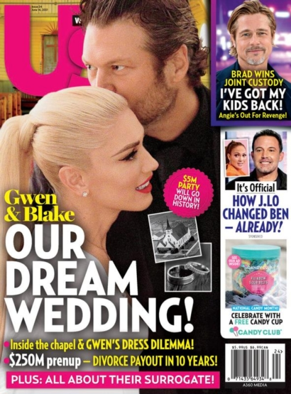 Us Weekly June 14, 2021 Issue Cover