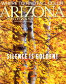 Arizona Highways October 01, 2021 Issue Cover