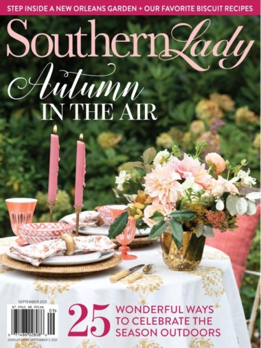 Southern Lady September 01, 2021 Issue Cover