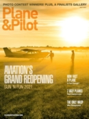 Plane & Pilot July 01, 2021 Issue Cover