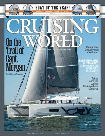 Cruising World | 1/2021 Cover