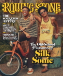 Rolling Stone September 01, 2021 Issue Cover