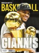 Beckett Basketball September 01, 2021 Issue Cover