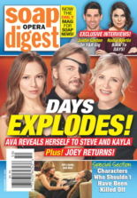 Soap Opera Digest | 12/14/2020 Cover