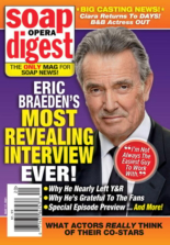 Soap Opera Digest May 17, 2021 Issue Cover