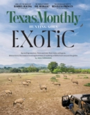 Texas Monthly | 2/2021 Cover