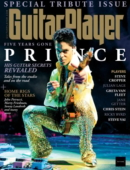 Guitar Player July 01, 2021 Issue Cover