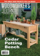 Woodworker's Journal June 01, 2021 Issue Cover