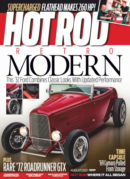 Hot Rod August 01, 2021 Issue Cover
