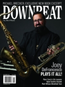 DownBeat November 01, 2021 Issue Cover