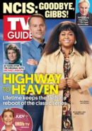 TV Guide October 25, 2021 Issue Cover