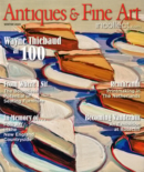 Antiques & Fine Art December 01, 2020 Issue Cover