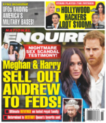 National Enquirer | 4/12/2021 Cover