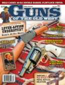 Guns Of The Old West September 01, 2021 Issue Cover