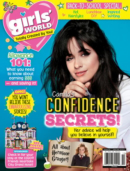 Girls' World October 01, 2021 Issue Cover