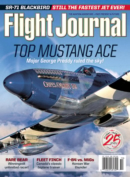Flight Journal September 01, 2021 Issue Cover