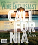Wine Enthusiast June 01, 2021 Issue Cover