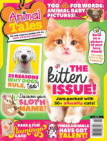 Animal Tales June 01, 2021 Issue Cover