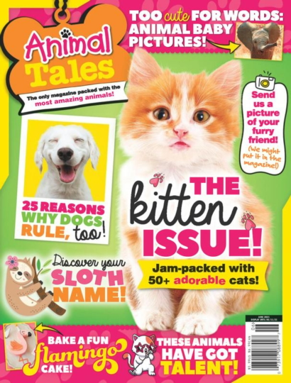 Animal Tales | 6/1/2021 Cover