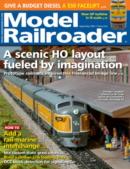 Model Railroader September 01, 2021 Issue Cover