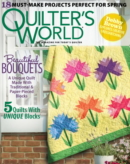 Quilter's World March 01, 2020 Issue Cover