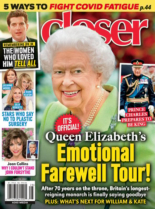 Closer July 12, 2021 Issue Cover