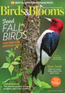 Birds & Blooms October 01, 2021 Issue Cover