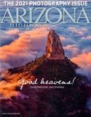 Arizona Highways September 01, 2021 Issue Cover