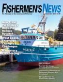 Fishermen's News September 01, 2021 Issue Cover