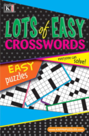 Lots of Easy Crosswords | 1/1/2025 Cover