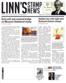 Linn's Stamp News Weekly August 09, 2021 Issue Cover