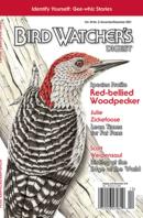 Bird Watcher's Digest November 01, 2021 Issue Cover